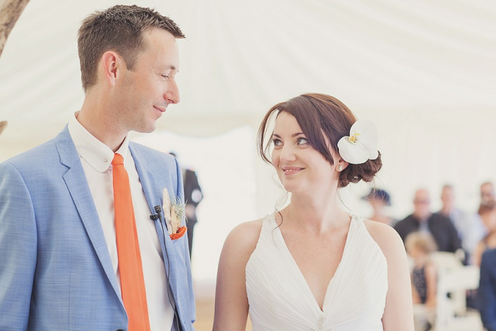 16 Beach Wedding in Bournemouth By Cotton Candy