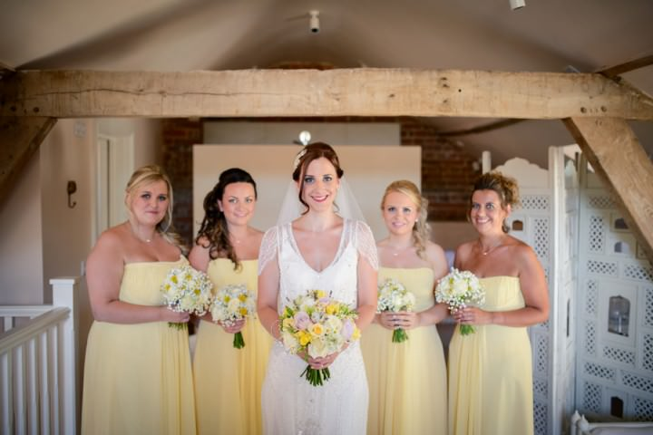 16 Summer Wedding at Gaynes Park in Epping By Justin Bailey