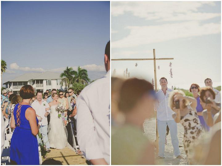 16 Sunny Florida Beach Wedding By Stacey Paul