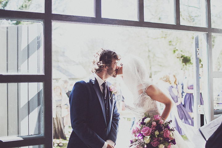 Vintage Glam Wedding In North Wales By Anna Hardy