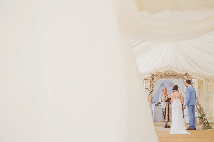 17 Beach Wedding in Bournemouth By Cotton Candy