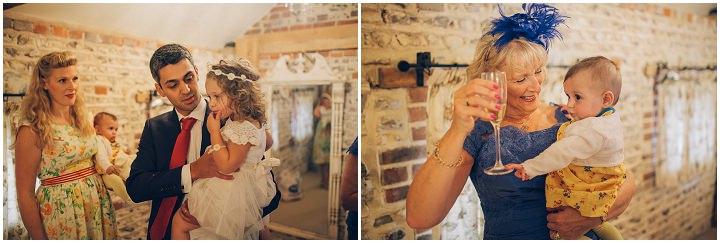 17 Beautiful Barn Wedding in West Sussex By Dan Corbett