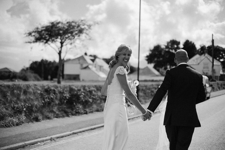 17 Rustic Cornish Wedding By Lucy Turnbull