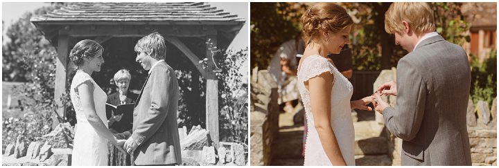 17 Sunny Countryside Barn Wedding By Paul Underhill