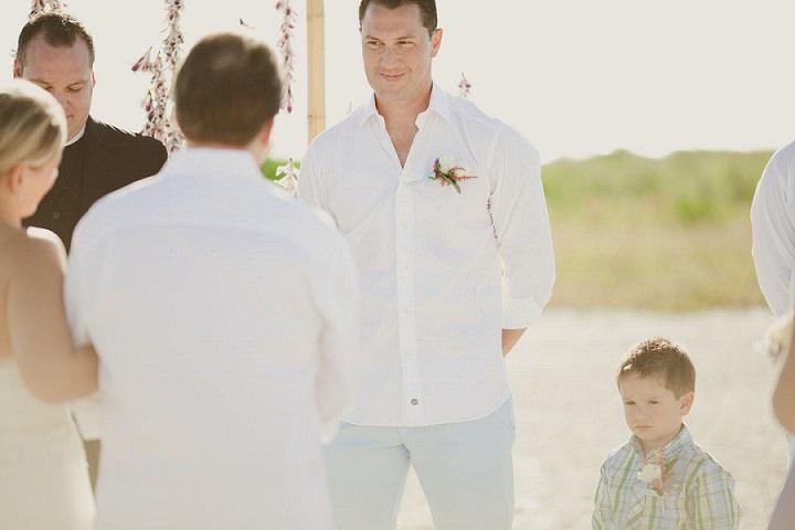 17 Sunny Florida Beach Wedding By Stacey Paul