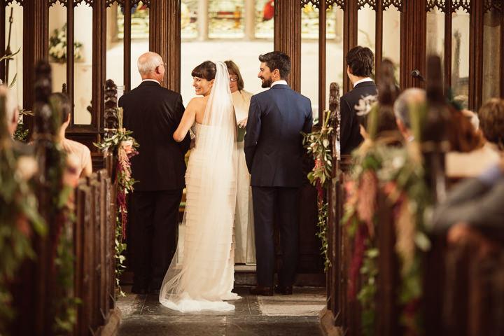 17 Tipi Wedding in Somerset By Ben Higgins