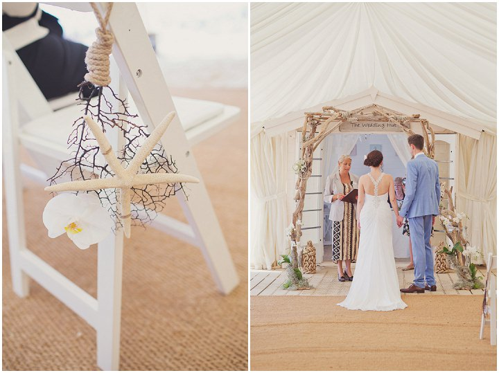 18 Beach Wedding in Bournemouth By Cotton Candy