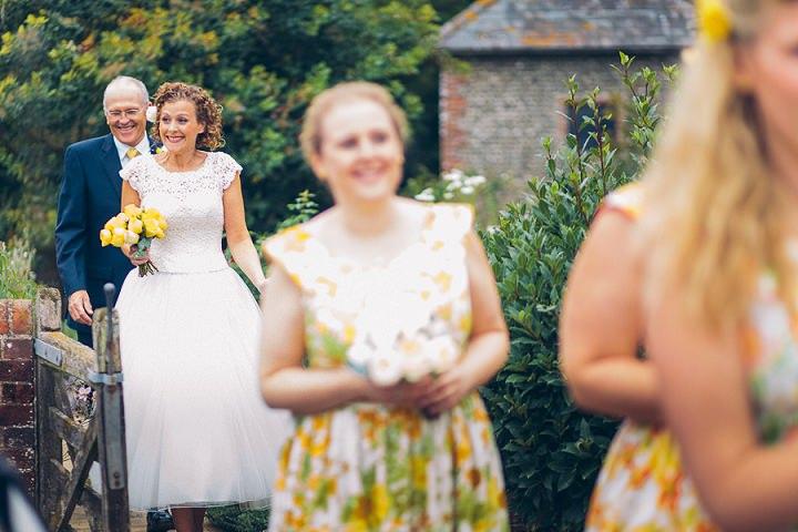 18 Beautiful Barn Wedding in West Sussex By Dan Corbett
