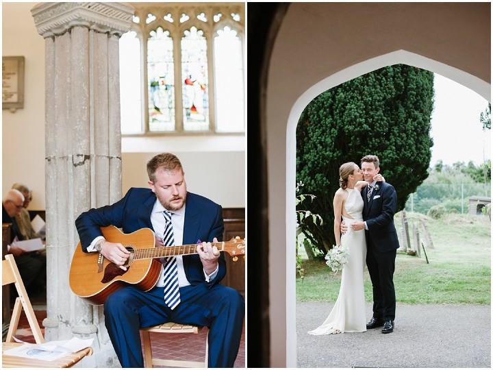18 Devon Wedding With A Stella McCartney Wedding Dress By Ana Lui