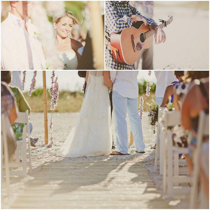 18 Sunny Florida Beach Wedding By Stacey Paul