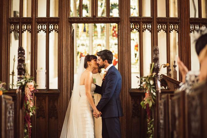 18 Tipi Wedding in Somerset By Ben Higgins