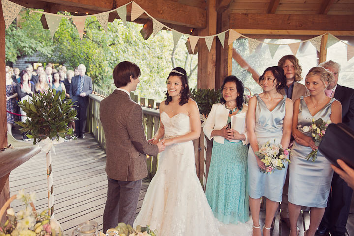 18 Treehouse Wedding in Northumberland By Craig Goode