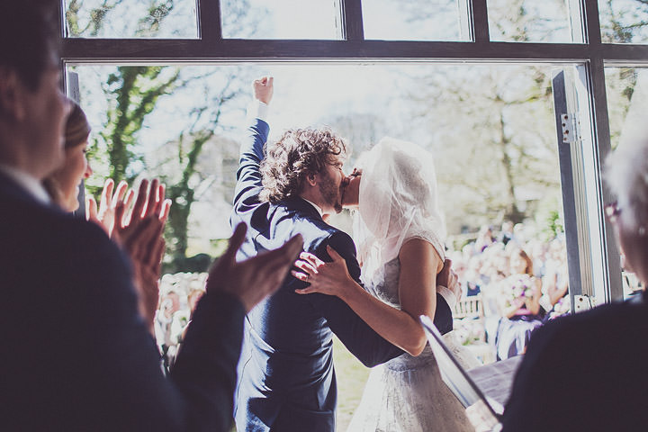 18 Vintage Glam Wedding in North Wales By Anna Hardy