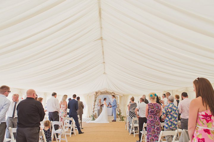 19 Beach Wedding in Bournemouth By Cotton Candy
