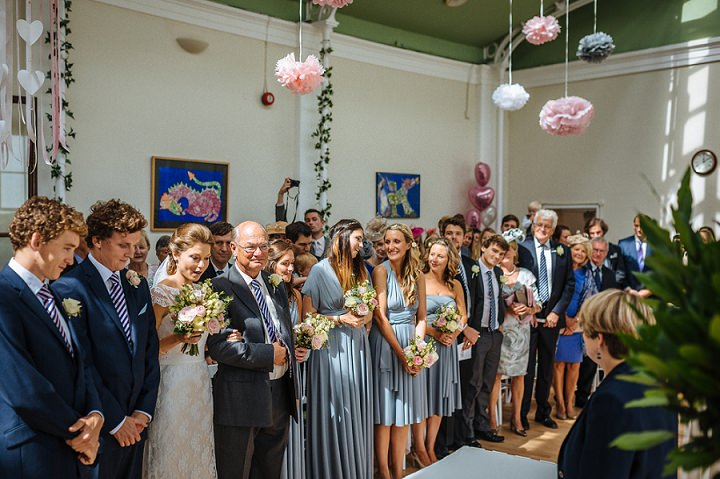 19 Elegant Wedding at Woolverstone Hall in Suffolk by Paul Marbrook