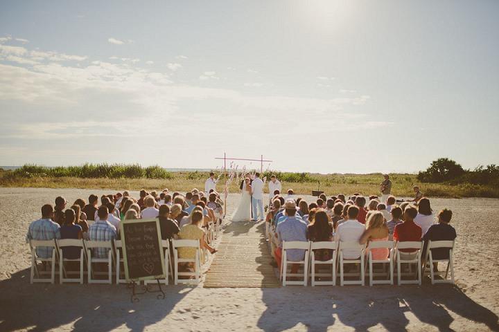 19 Sunny Florida Beach Wedding By Stacey Paul