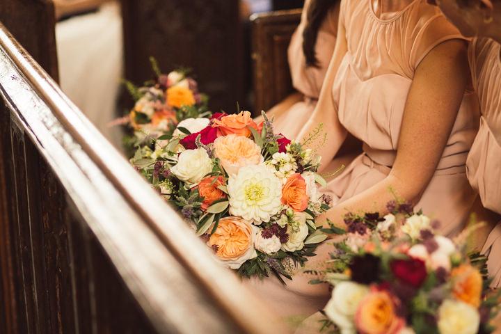 19 Tipi Wedding in Somerset By Ben Higgins