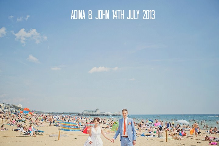 1a Beach Wedding in Bournemouth By Cotton Candy