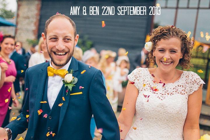 1a Beautiful Barn Wedding in West Sussex By Dan Corbett