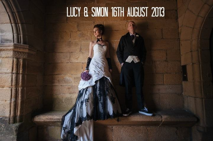 Lucy and Simon's Amazing Steampunk Wedding. By Toast of Leeds