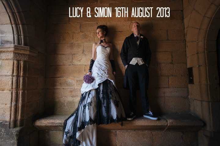 Lucy & simon's wedding at East riddlesden Hall, Leeds