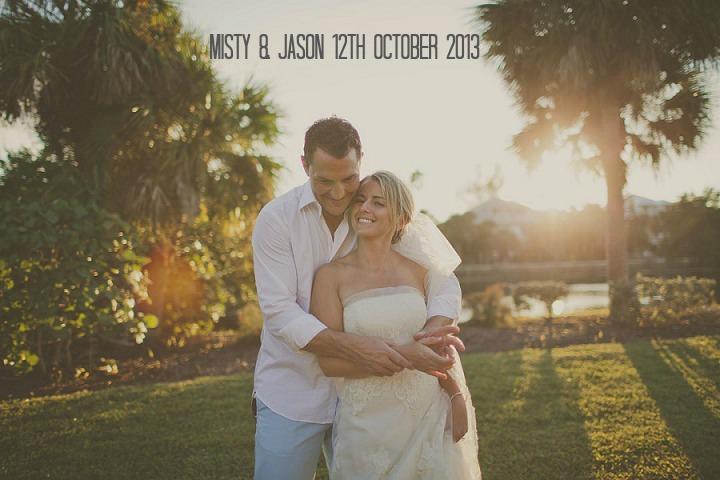 1a Sunny Florida Beach Wedding By Stacey Paul