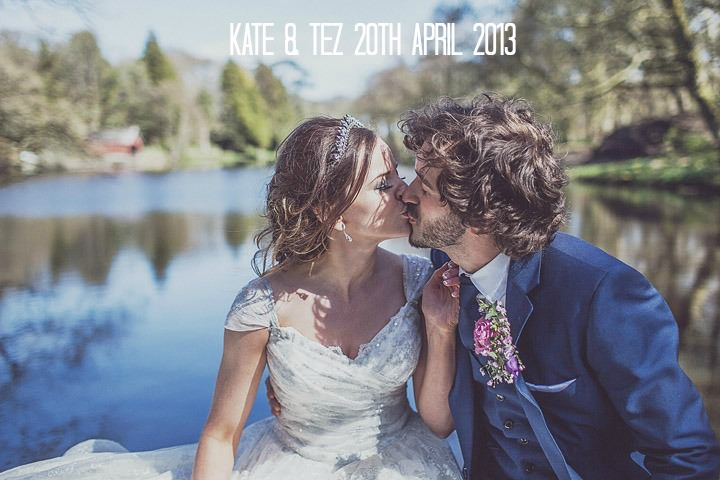 1a Vintage Glam Wedding in North Wales By Anna Hardy