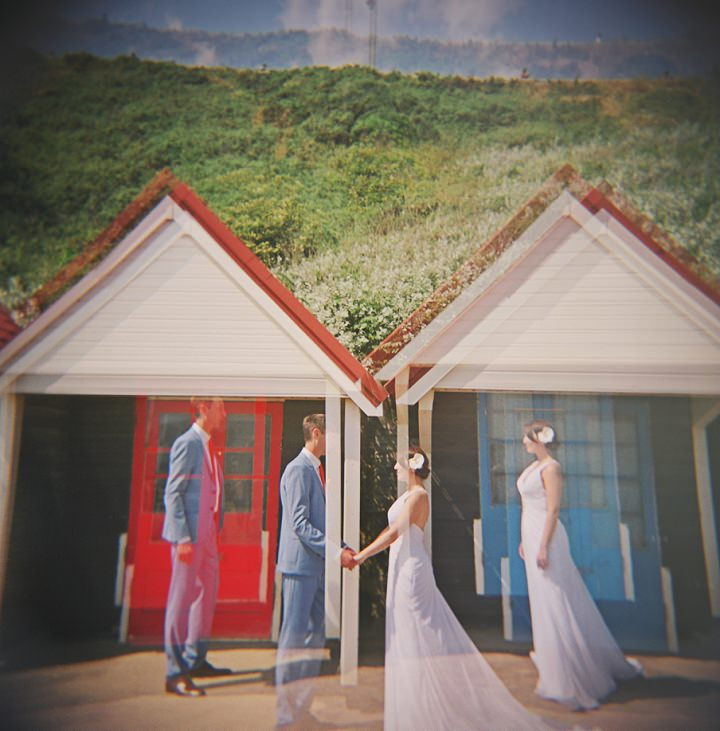 2 Beach Wedding in Bournemouth By Cotton Candy