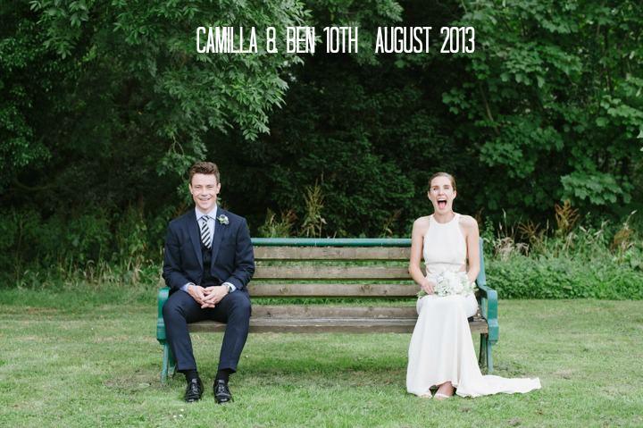 2 Devon Wedding With A Stella McCartney Wedding Dress By Ana Lui
