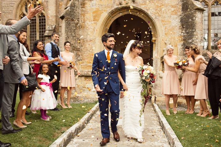 2 Tipi Wedding in Somerset By Ben Higgins