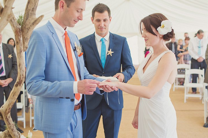 20 Beach Wedding in Bournemouth By Cotton Candy