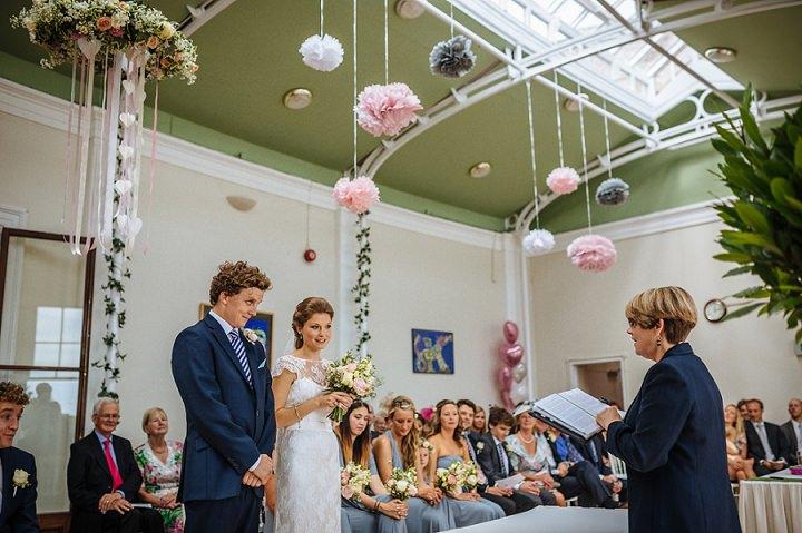 20 Elegant Wedding at Woolverstone Hall in Suffolk by Paul Marbrook