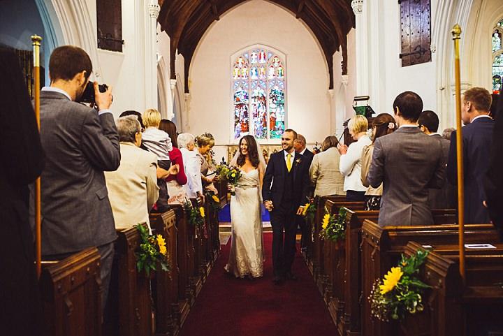 20 Garden Wedding at Gibberd Garden in Essex By Babb Photos