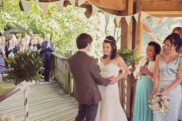 20 Treehouse Wedding in Northumberland By Craig Goode