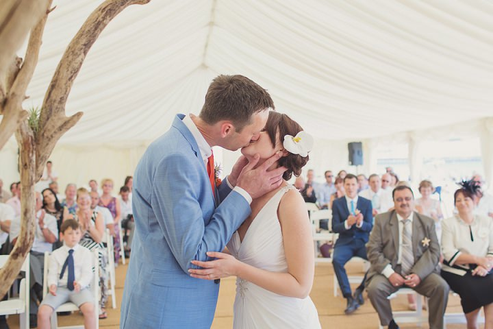21 Beach Wedding in Bournemouth By Cotton Candy