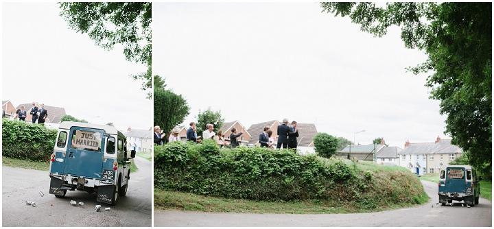 21 Devon Wedding With A Stella McCartney Wedding Dress By Ana Lui