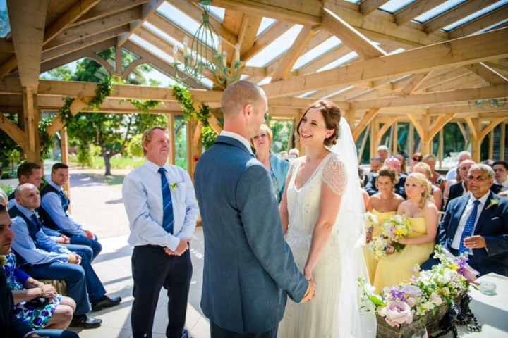 21 Summer Wedding at Gaynes Park in Epping By Justin Bailey