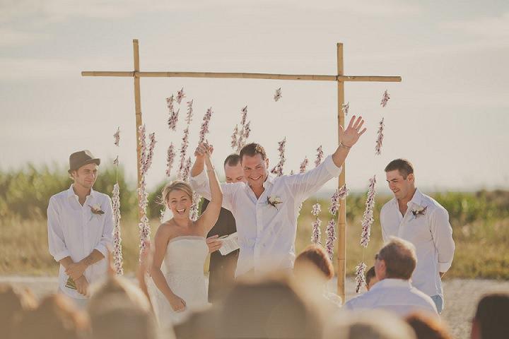 21 Sunny Florida Beach Wedding By Stacey Paul
