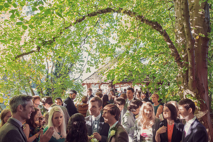 21 Treehouse Wedding in Northumberland By Craig Goode