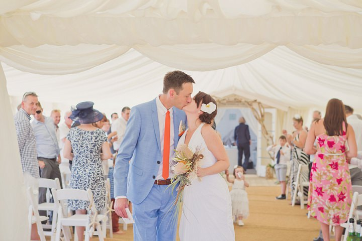 22 Beach Wedding in Bournemouth By Cotton Candy
