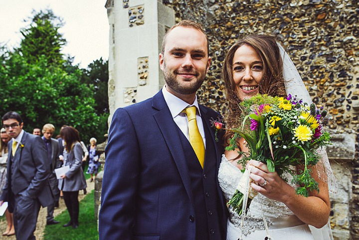 22 Garden Wedding at Gibberd Garden in Essex By Babb Photos