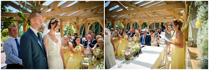 22 Summer Wedding at Gaynes Park in Epping By Justin Bailey