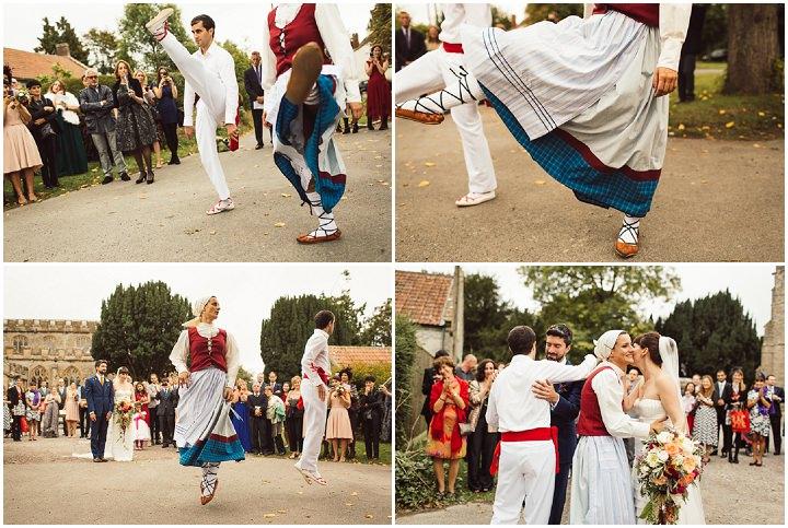 22 Tipi Wedding in Somerset By Ben Higgins