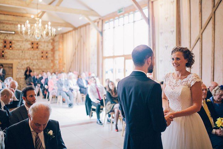 23 Beautiful Barn Wedding in West Sussex By Dan Corbett