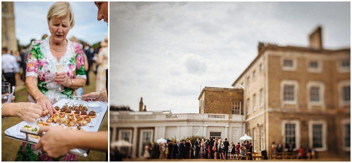 23 Elegant Wedding at Woolverstone Hall in Suffolk by Paul Marbrook