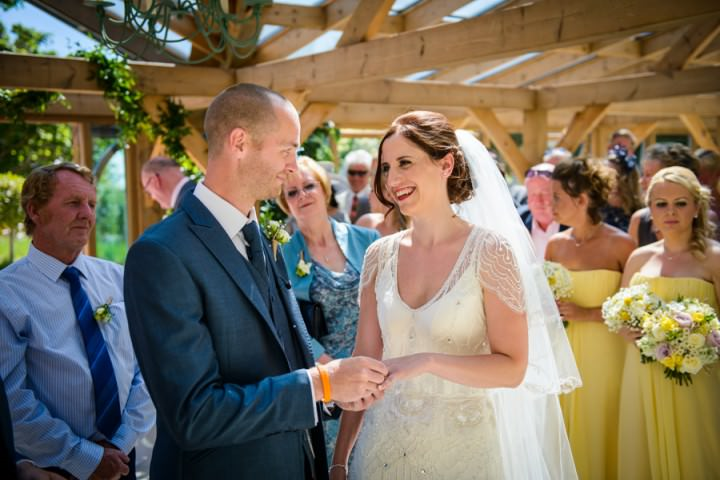 23 Summer Wedding at Gaynes Park in Epping By Justin Bailey