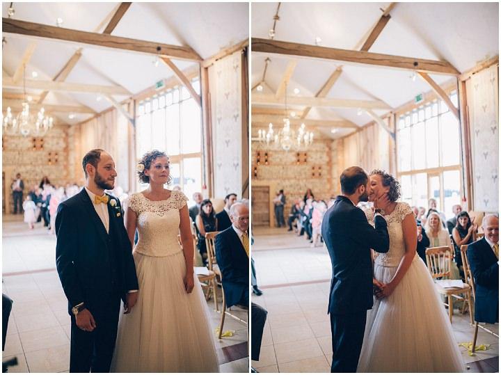 24 Beautiful Barn Wedding in West Sussex By Dan Corbett