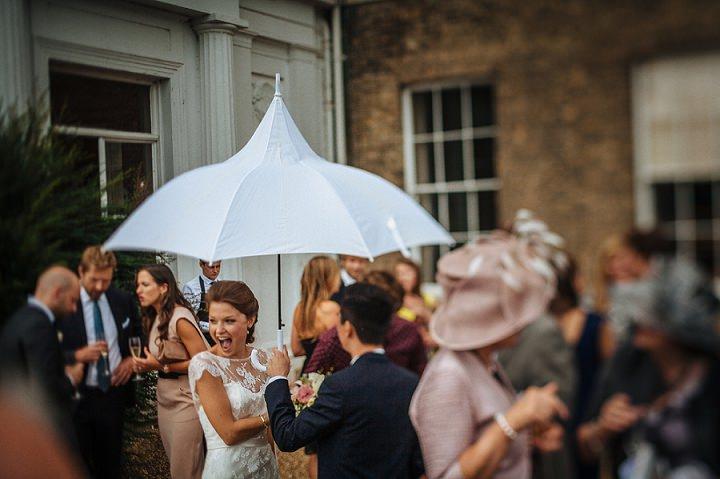 24 Elegant Wedding at Woolverstone Hall in Suffolk by Paul Marbrook