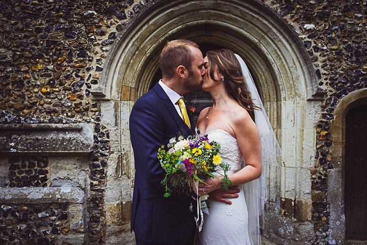 24 Garden Wedding at Gibberd Garden in Essex By Babb Photos