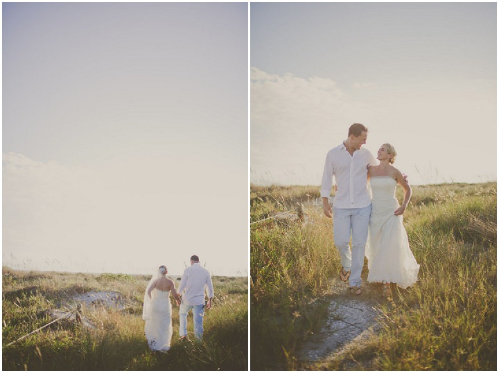 24 Sunny Florida Beach Wedding By Stacey Paul